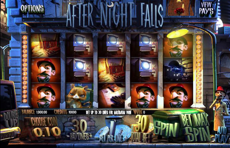Spiele After Night Falls - Video Slots Online