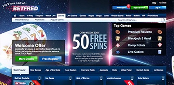 Betfred Casino Online Review - Top UK Bookmaker In 2019