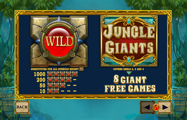 Tame the beasts for big wins with jungle giants slot Turhal