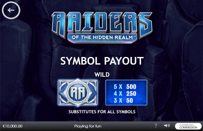 Spiele Raiders Of The Hidden Realm - Video Slots Online